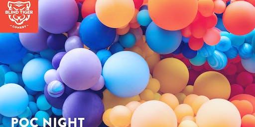 BTC POC Night - Free Improv Class
