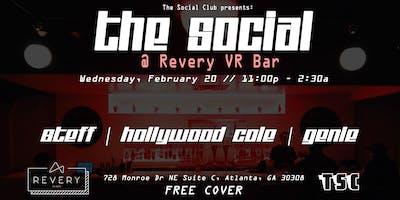 The Social @ Revery: VR Bar