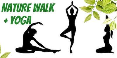 Nature Walk + Yoga