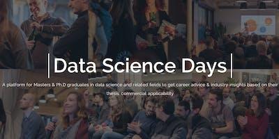 Data Science Days London 2019