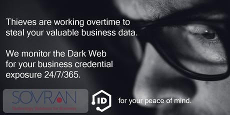 June Lunch & Learn: Dark Web Monitoring with Sovran tickets