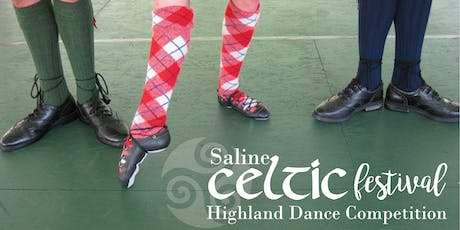 11th Annual Saline Celtic Festival Highland Dance Competition - US MW 215 tickets