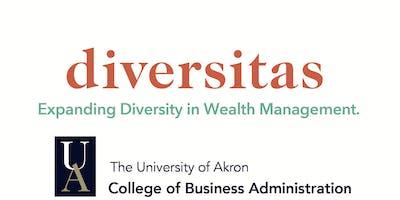 Diversitas: Expanding Diversity in Wealth Management