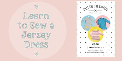 Sew a Jersey Dress in a Day