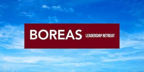 Boreas Leadership Retreat tickets