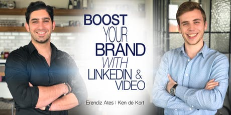 Boost your brand with LinkedIn & Video I HASSELT tickets