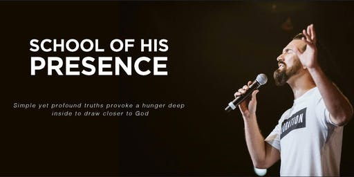 The School of His Presence with Eric Gilmour: Big Rapids, Michigan