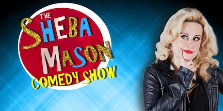 Free Pizza! Sheba Mason Comedy Show Featuring NYC's TOP COMICS! tickets