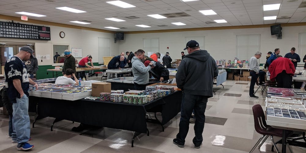 Winchester Sports Card Collectibles   Comic Book Show May 18 Tickets ... 3da963368