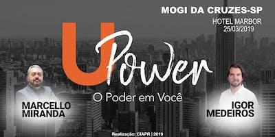 SEMINÁRIO UPOWER - O PODER EM VOCÊ  MOGI DAS C