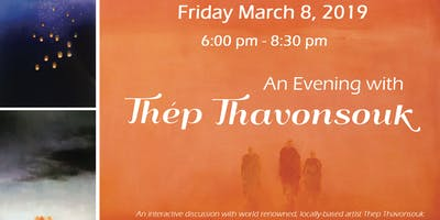 An Evening with Thep Thavonsouk