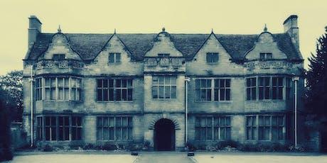 St John's House Ghost Hunt ( Warwick)- £39 P/P tickets
