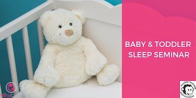 Baby & Toddler Sleep Seminar