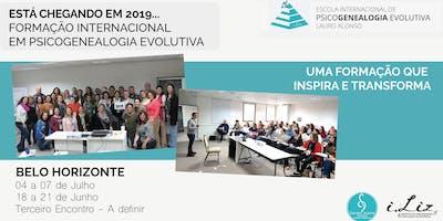 Psicogenealogia Evolutiva Instituto Liz | Belo Horizonte