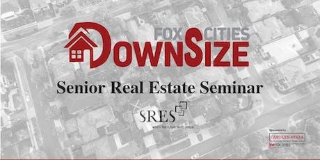 Senior Real Estate Seminar tickets