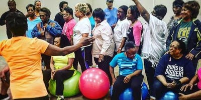 ARJ Senior Adult Work-Out Sessions