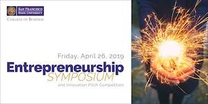 Entrepreneurship Symposium & Innovation Pitch...