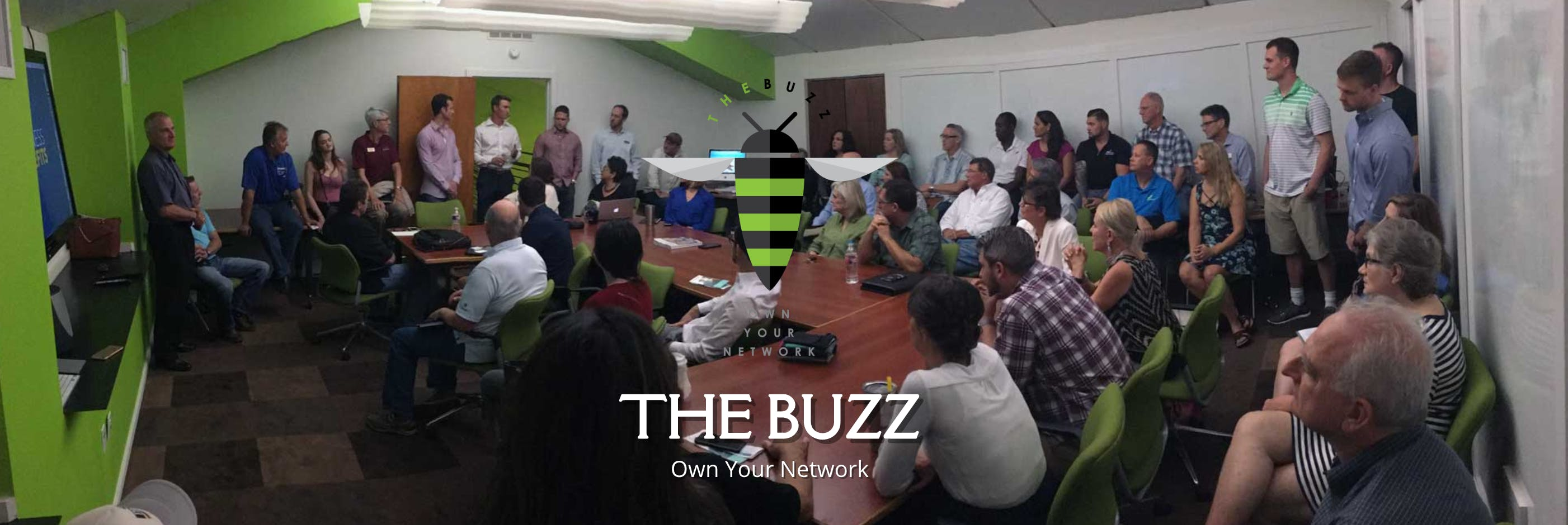 The Buzz Jax - The Network that Pays