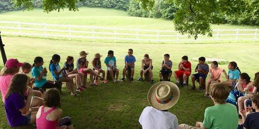 Firefly Leadership Day Camp