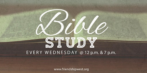 Words & Wonders Bible Study