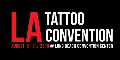 3rd Annual LA Tattoo Convention tickets