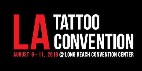3rd Annual LA Tattoo Convention entradas