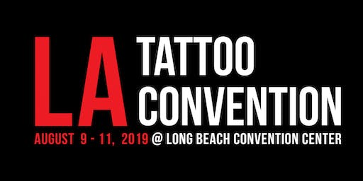 3rd Annual LA Tattoo Convention