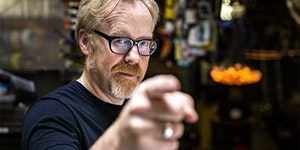 Authors! with Adam Savage presented by the Library...