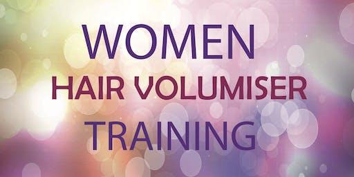 Non-Surgical Hair Volumiser Training - For Women