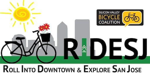 与我们一起探索!烘烤和骑自行车