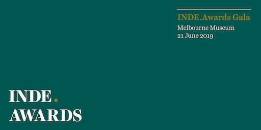 INDE.Awards Gala 2019