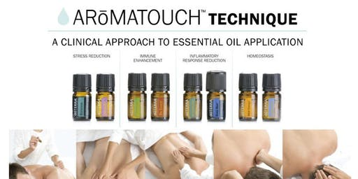 AromaTouch Technique Workshop - Minnetonka