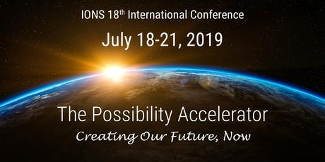 IONS 18th International Conference tickets