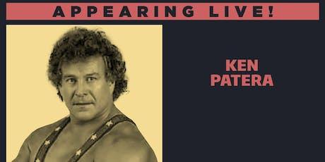 Ken Patera Meet & Greet Combo/WrestleCade FanFest 2019 tickets