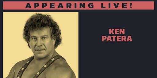 Ken Patera Meet & Greet Combo/WrestleCade FanFest 2019