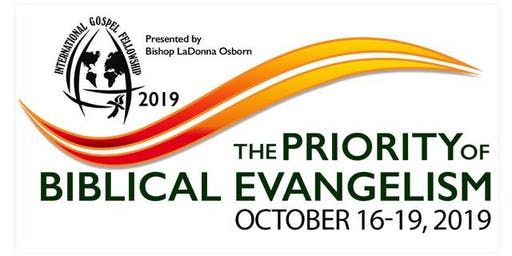 IGF Conference: The Priority of Biblical Evangelism
