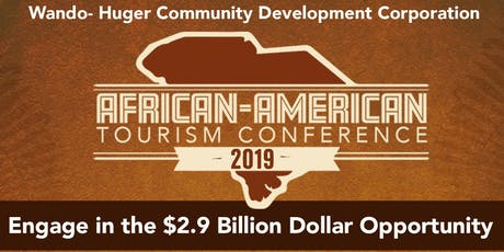 2019 SC African- American Tourism Conference tickets