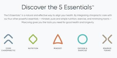 5 Essentials Class - March