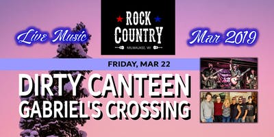 Gabriel's Crossing and Dirty Canteen at Rock Country!