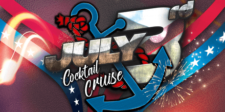 July 3rd Sunset Booze Cruise on The Chicago River & Lake Michigan tickets