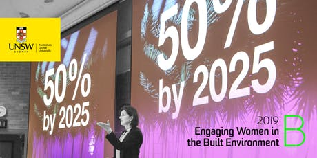 2019 Engaging Women in the Built Environment tickets
