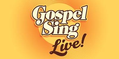 The Booth Brothers, Tribute Quartet & Wes Hampton - Gospel Sing Live! 2019 - Salem, OR