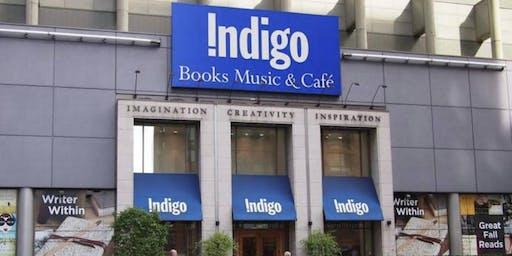 Indigo Brampton Book signing !