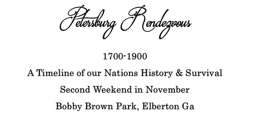 3rd Annual Petersburg Rendezvous