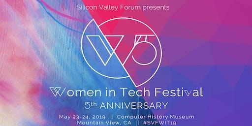 2019年科技节女性:五周年