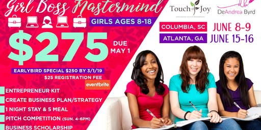 Entrepreneur Bootcamp for Girls