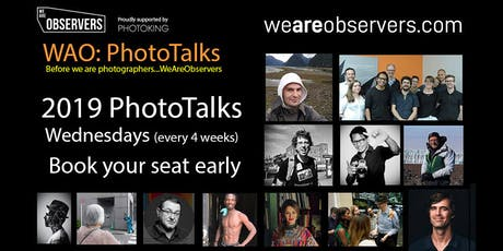 Photography: FREE PhotoTalks Sydney tickets