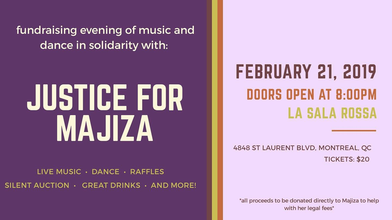 Justice For Majiza