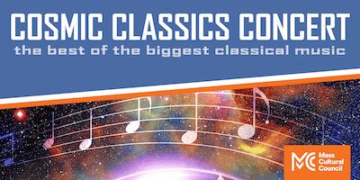 Cosmic Classics - 7 PM Saturday Evening Concert