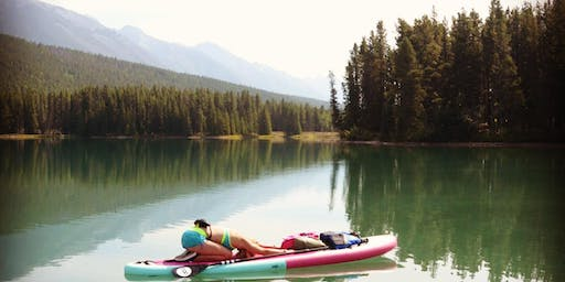 SUP Strong Paddle Board/Yoga Retreat